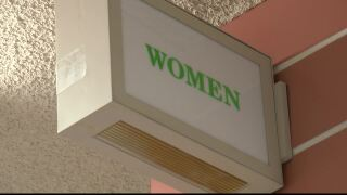 Womens Bathroom