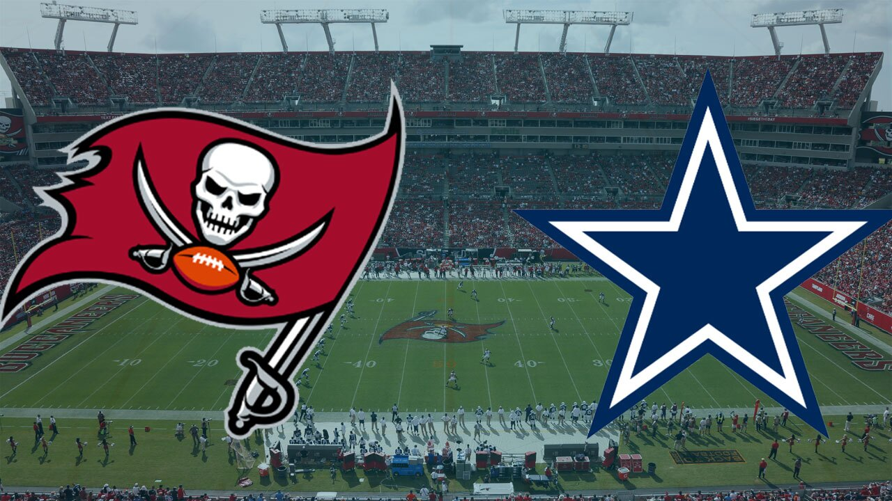 Cowboys vs. Bucs Week 1