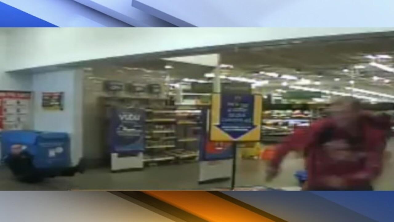 VIDEO: April ambush shooting of Chandler cops