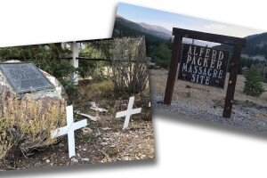 Alferd Packer Massacre Site