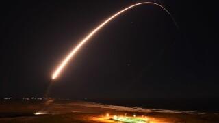 Minuteman III ICBM operational test launch