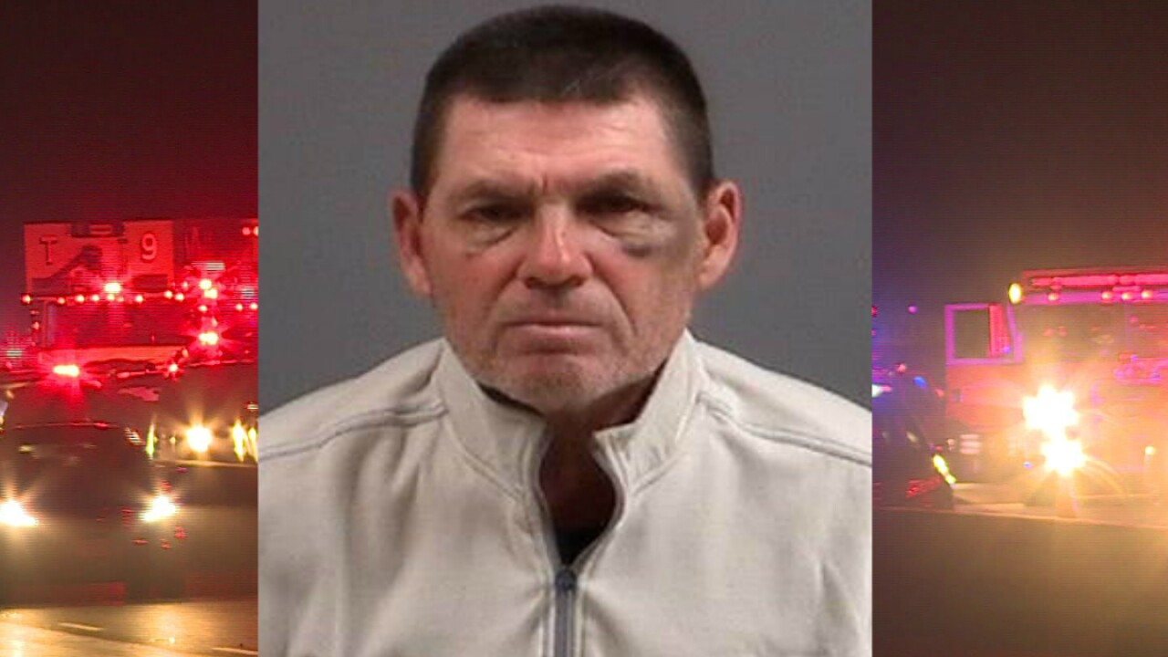 Man arrested in Route 288 crash that killed wife, critically injuredson