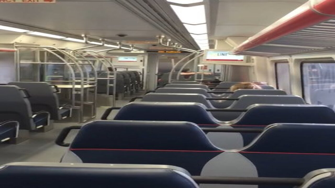 Stalled A-line causes delays for passengers