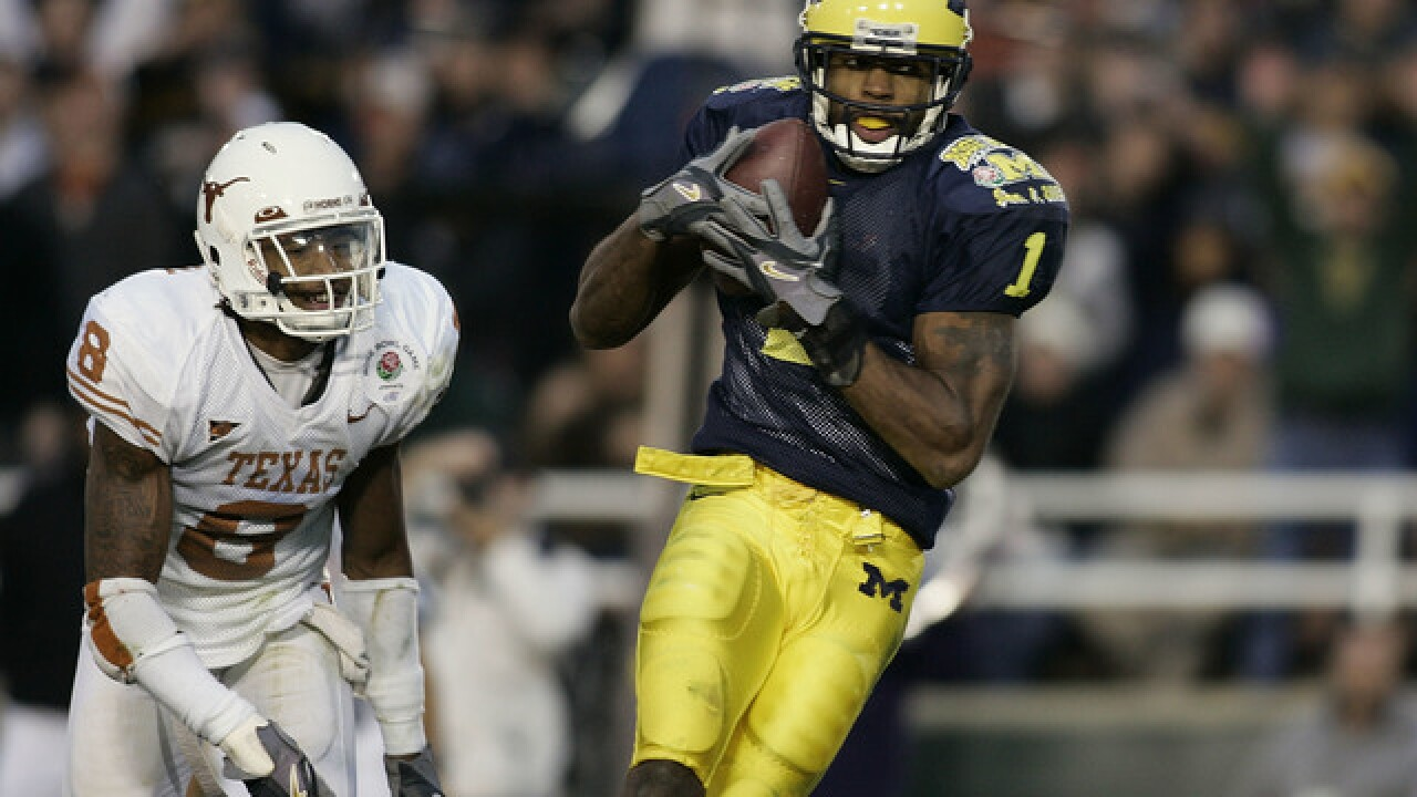 BTN suspends Braylon Edwards after he calls Michigan 'trash' in tweets