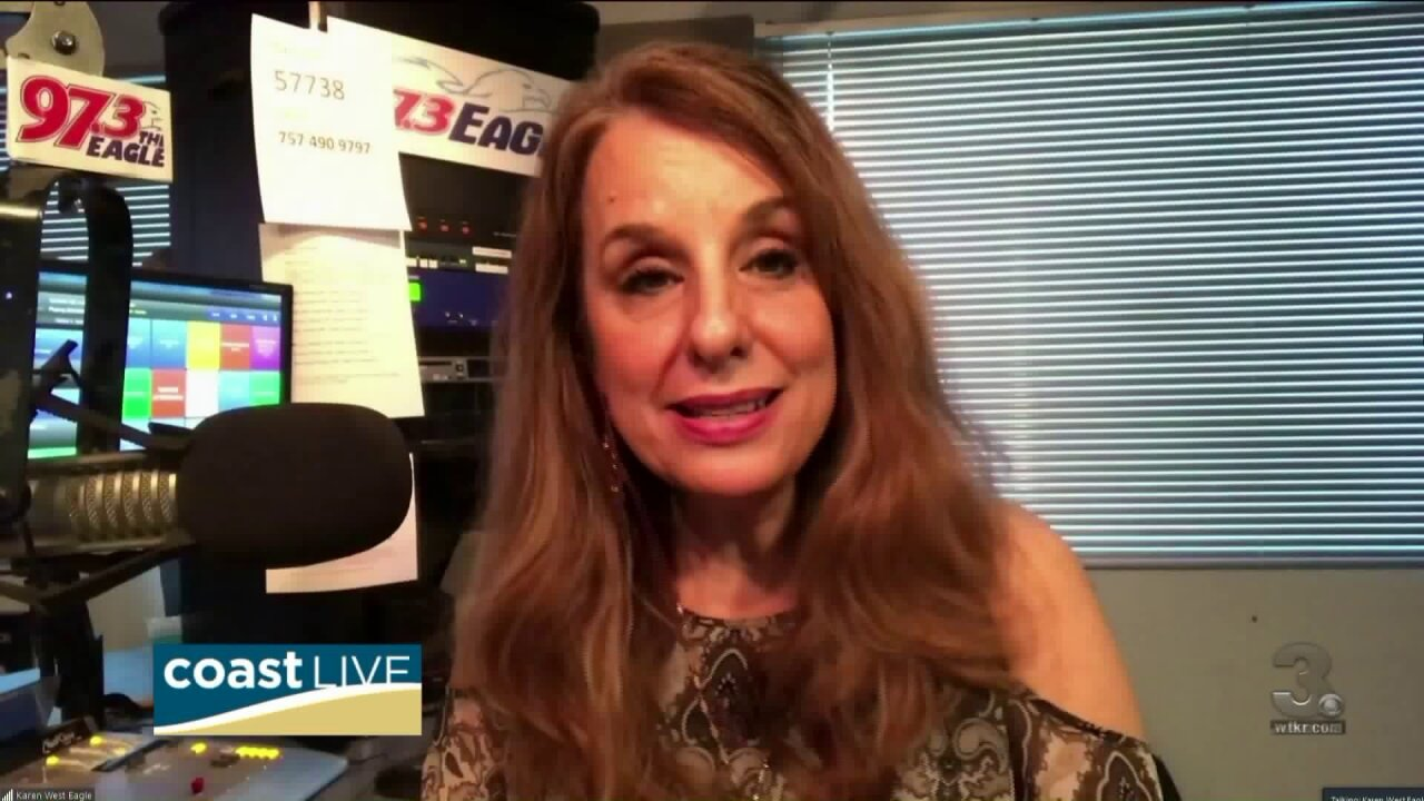 Country music news with Karen West from Eagle 97 on Coast Live