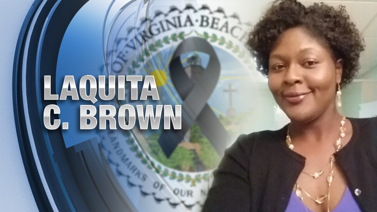 Virginia Beach Strong: Remembering Laquita Brown