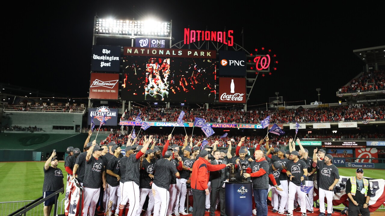 Fall Classic, rising prices: Washington Nationals World Series tickets among most expensive in years