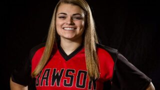 Dawson CC pitcher Shelby Martin voted first-team all-American