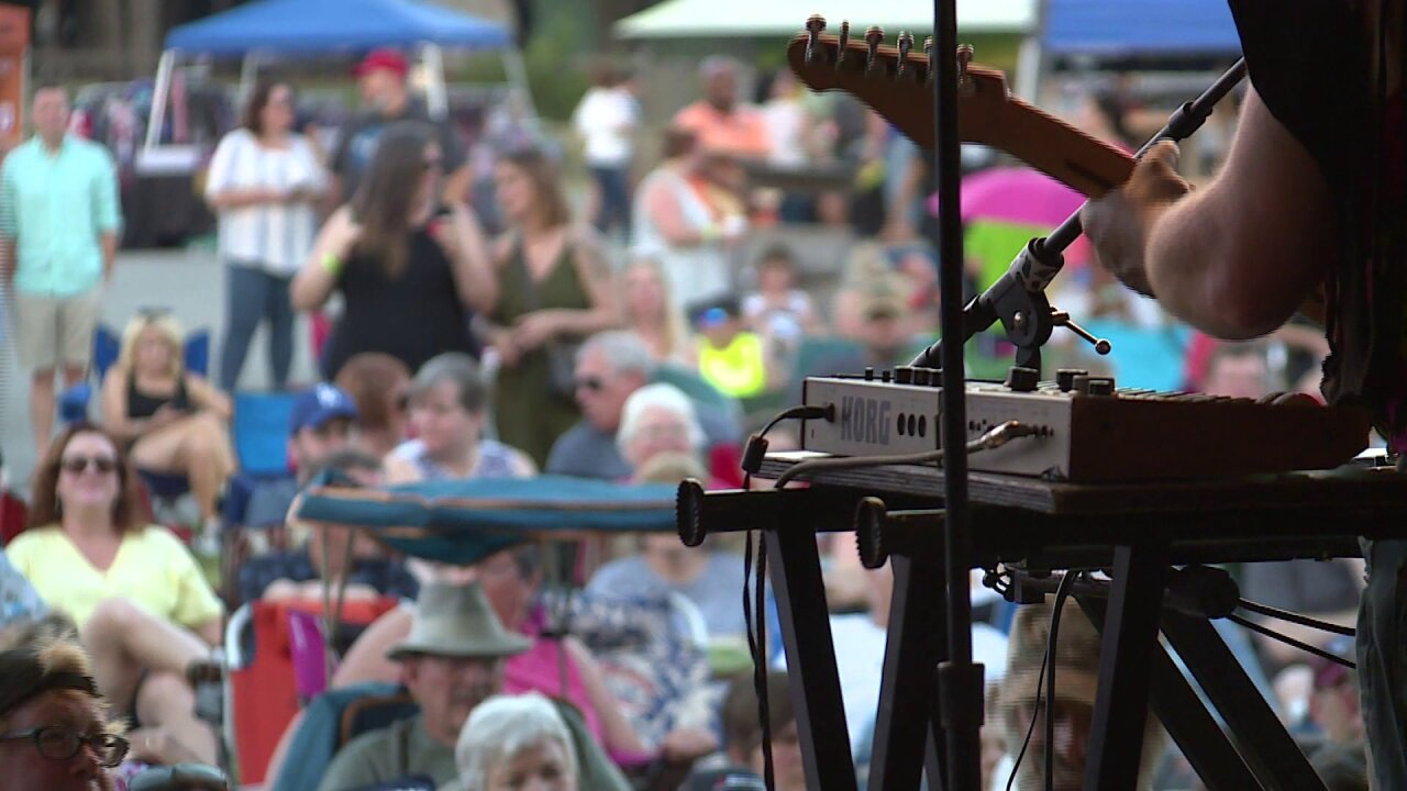 Free music festival returns to Chesterfield County this spring