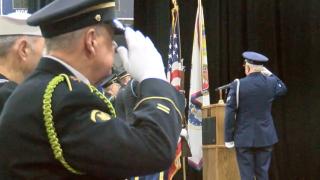 Veterans Appreciation Day in Newport