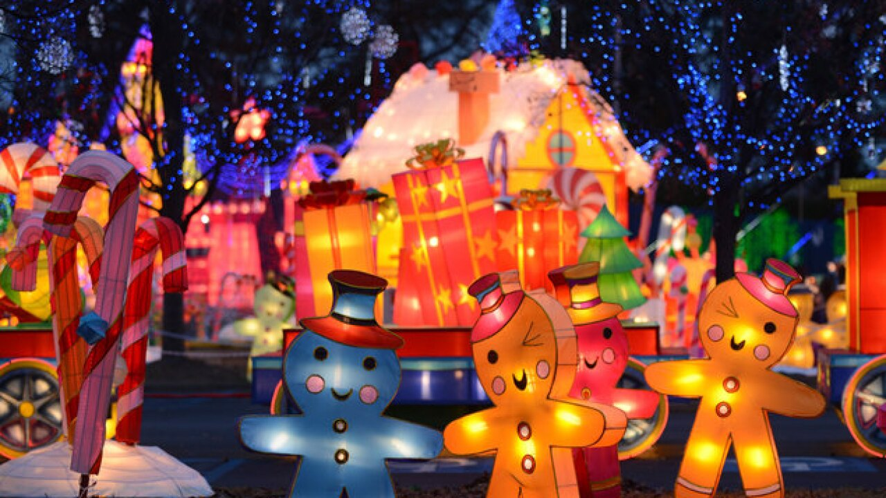 Global Winter Wonderland comes to SDCCU Stadium