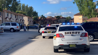 Detectives with the Palm Beach County Sheriff's Office Violent Crimes Division are investigating a shooting in Royal Palm Beach.