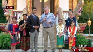 Spirit of Acadiana: Louisiana Lao New Year Festival in Coteau