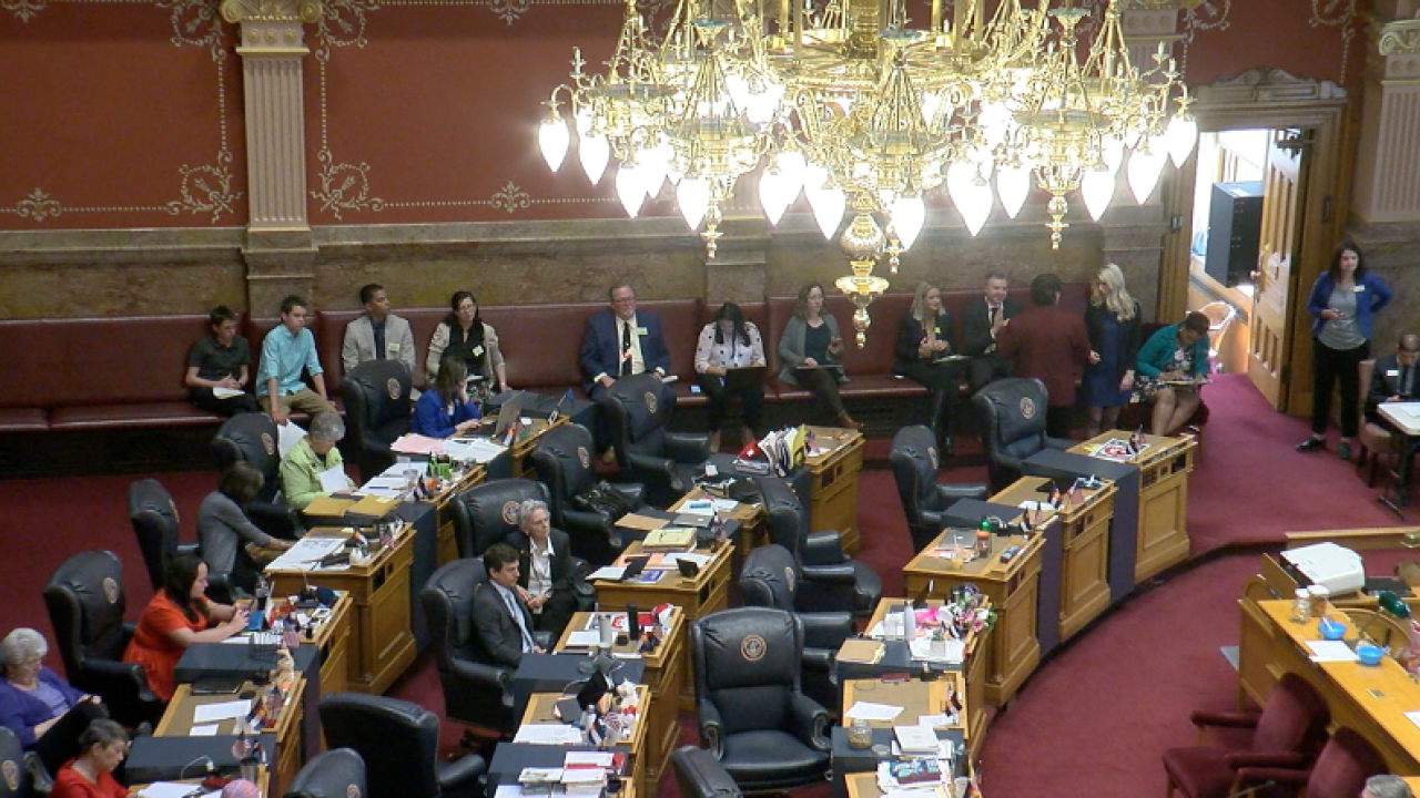 Colorado legislature