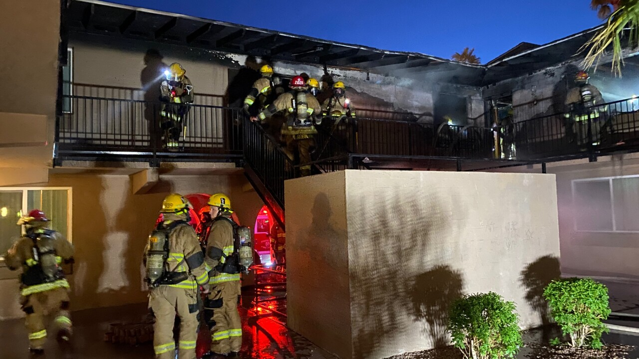 51st Indian school apartment fire