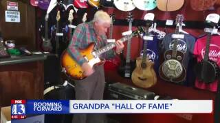 Outstanding grandfathers enter 'Grandpa Hall ofFame'
