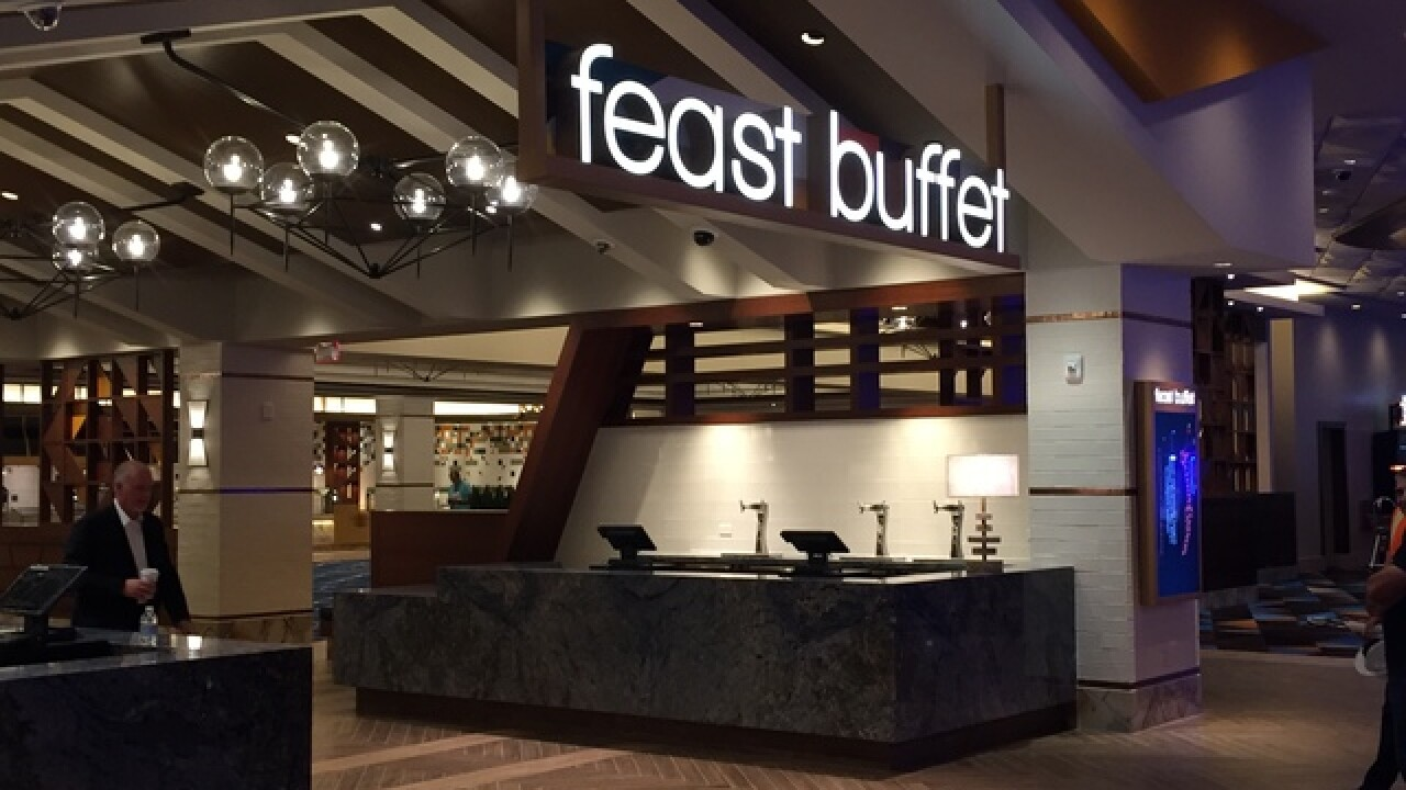 Palace Station Feast Buffet launches overnight menu