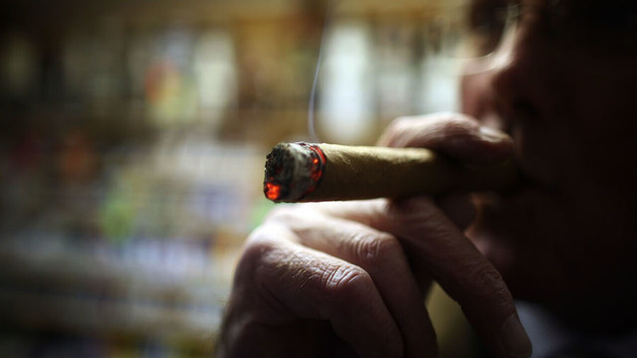 Cuban cigar, rum restrictions lifted by Obama