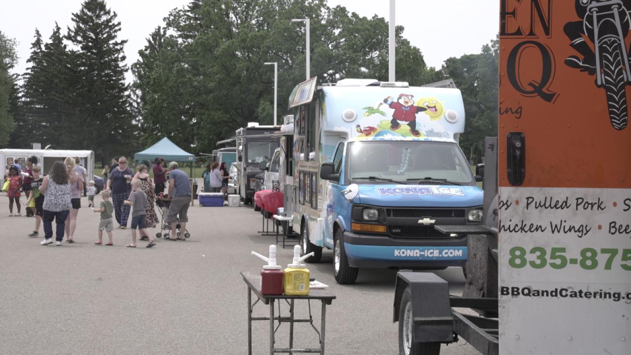 Food Truck Challenge