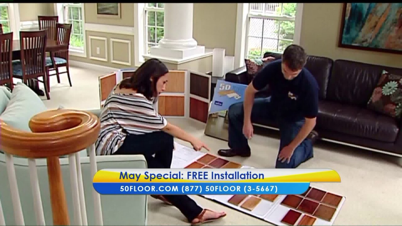 Home improvement made easy with 50Floor