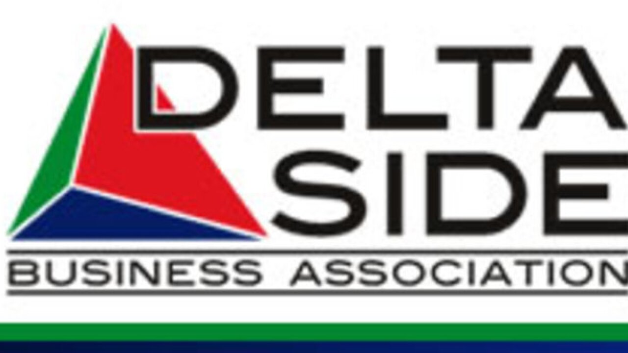 The Delta Side Business Association hosting their  Annual Community Expo