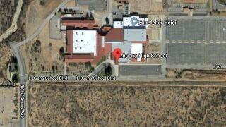 Sierra Vista police bust nine HS students on drug charges