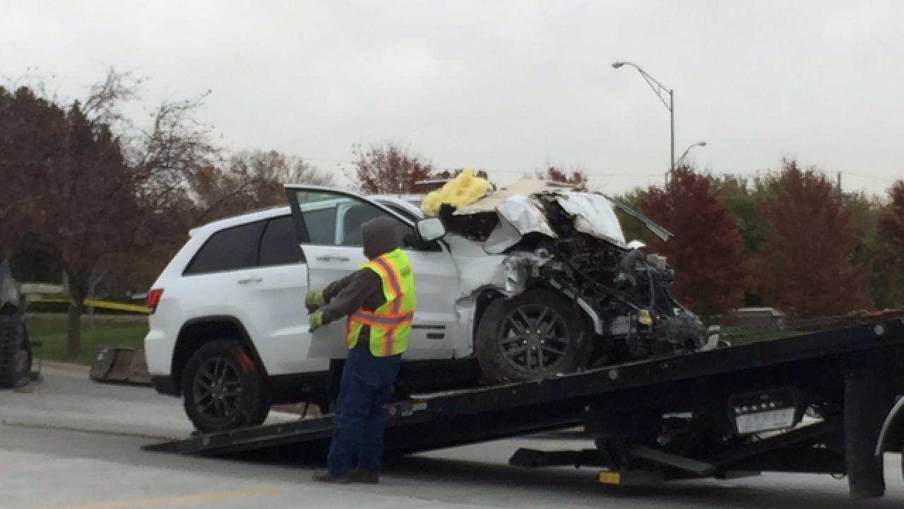 Car crashes into Crane Coffee, OPD investigating