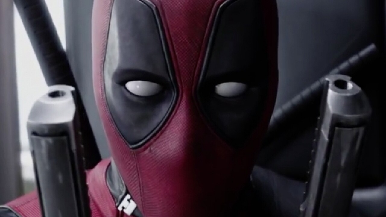 'Deadpool' tops 'Gods of Egypt' at box office