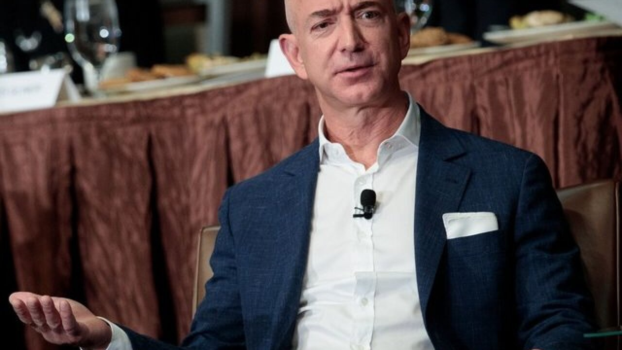 Jeff and MacKenzie Bezos create $2 billion fund to fight homelessness
