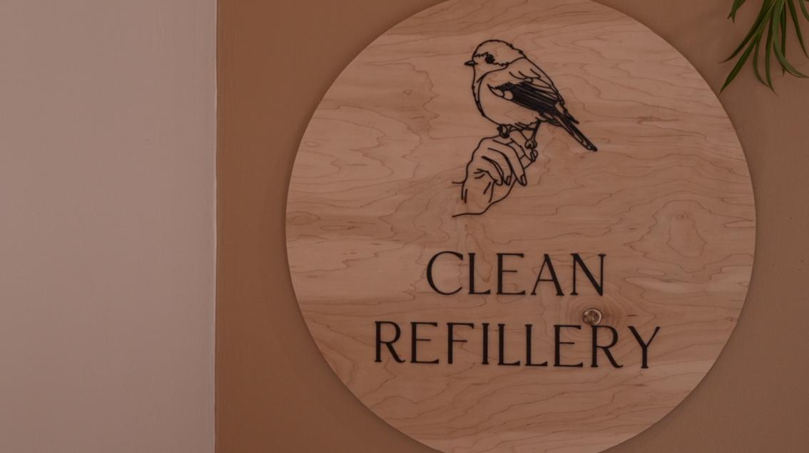 Clean Refillery