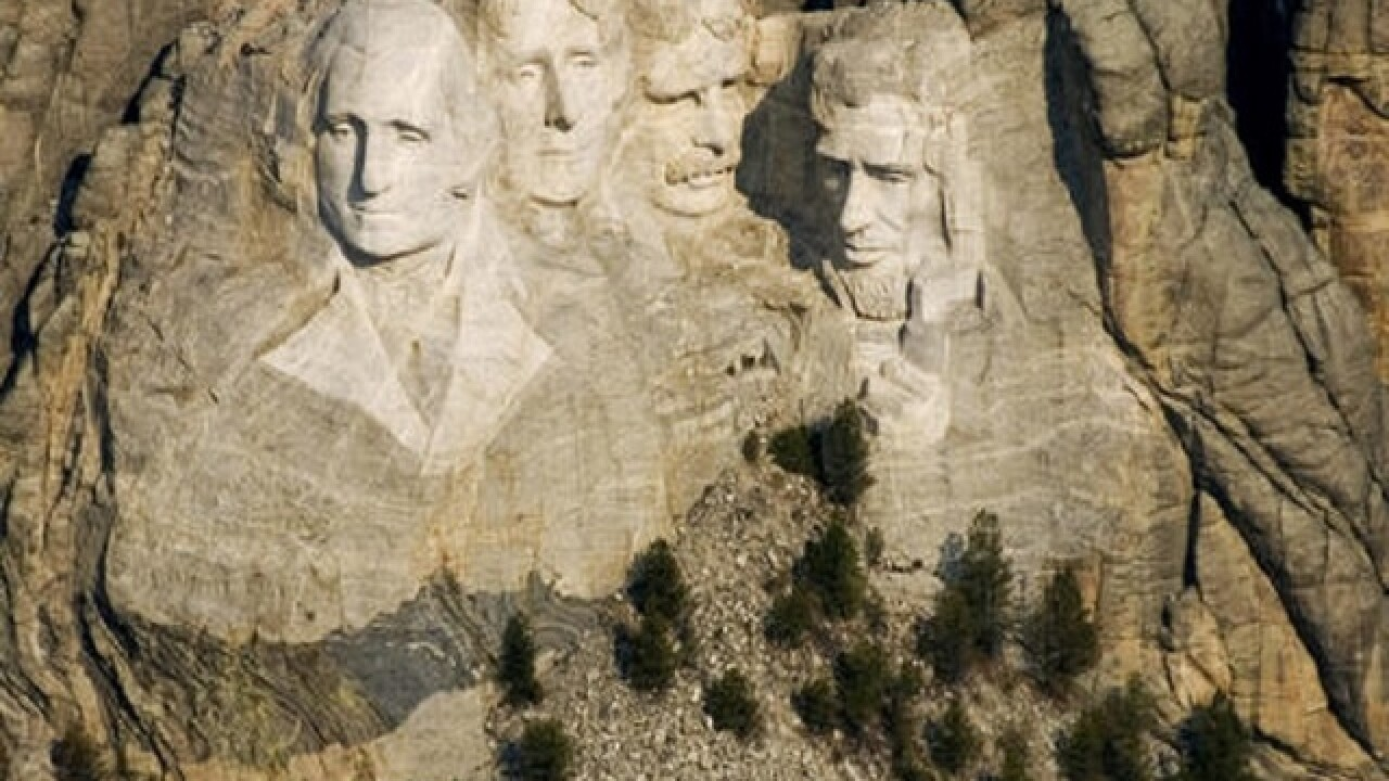 Mt. Rushmore H20 pollution: Fireworks to blame?