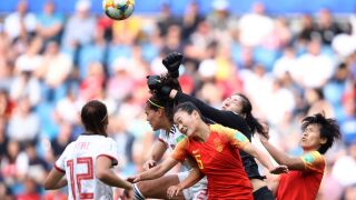 China PR v Spain: Group B - 2019 FIFA Women's World Cup France