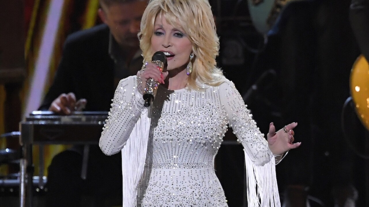 For first time in 30 years, country music legend Dolly Parton is releasing holiday album