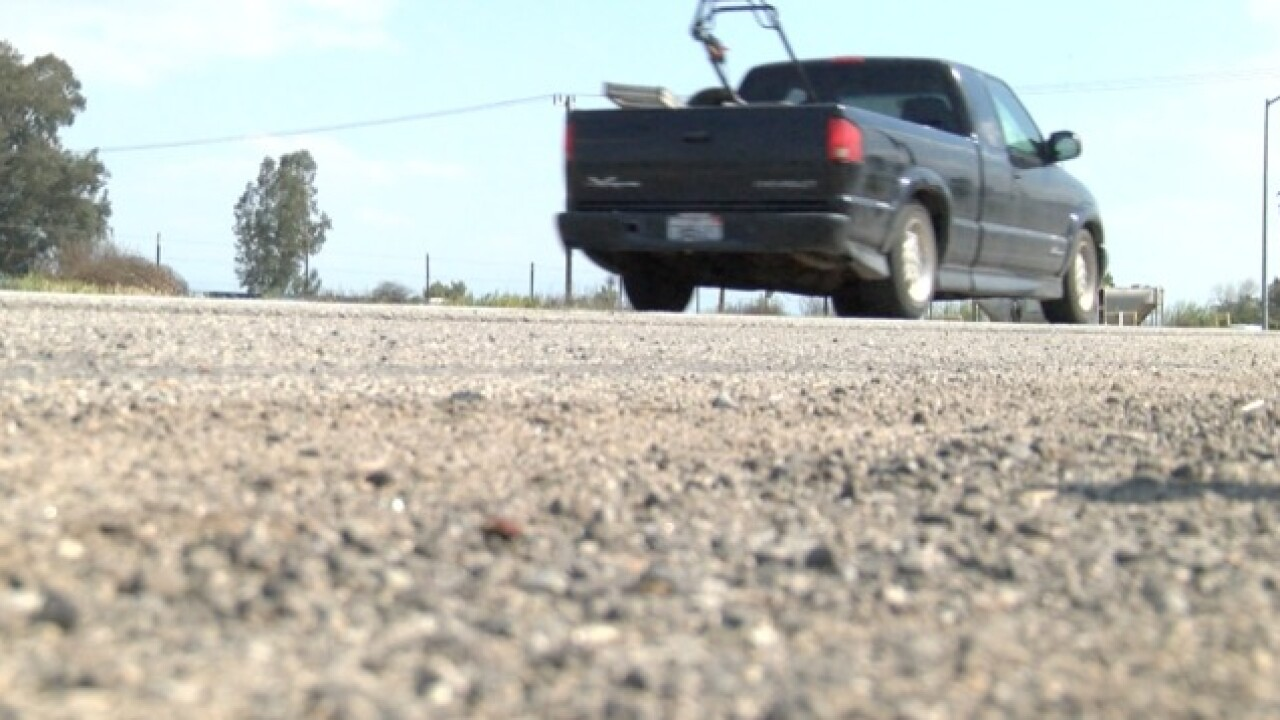 Kern County roads to get face lift