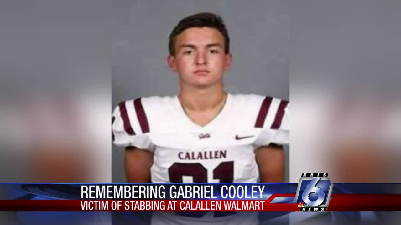 Gabriel Cooley remembered