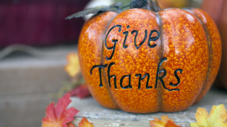 Tasty recipes to help you have a healthier Thanksgiving