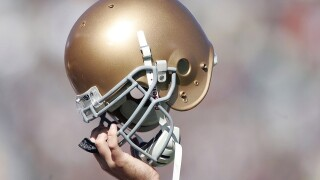 Anderson standout offensive lineman Zeke Correll verbally commits to Notre Dame