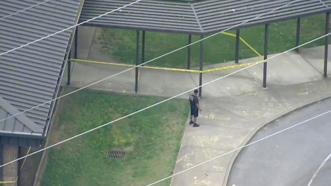 Hazmat Situation At Hendersonville School