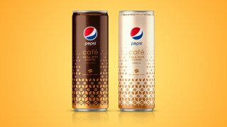 Pepsi Coffee Infused Cola