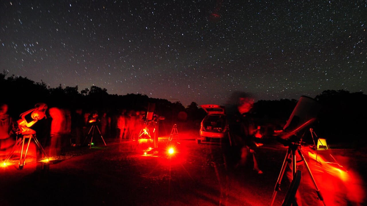 Black Canyon of the Gunnison Astronomy Event