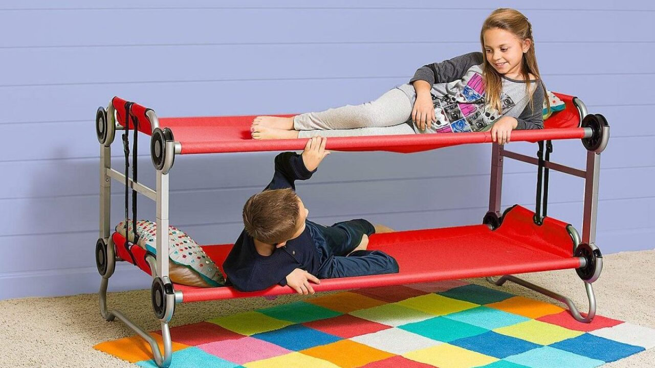 This bunk bed is on sale for $190 at Sam's Club (Regularly $300)