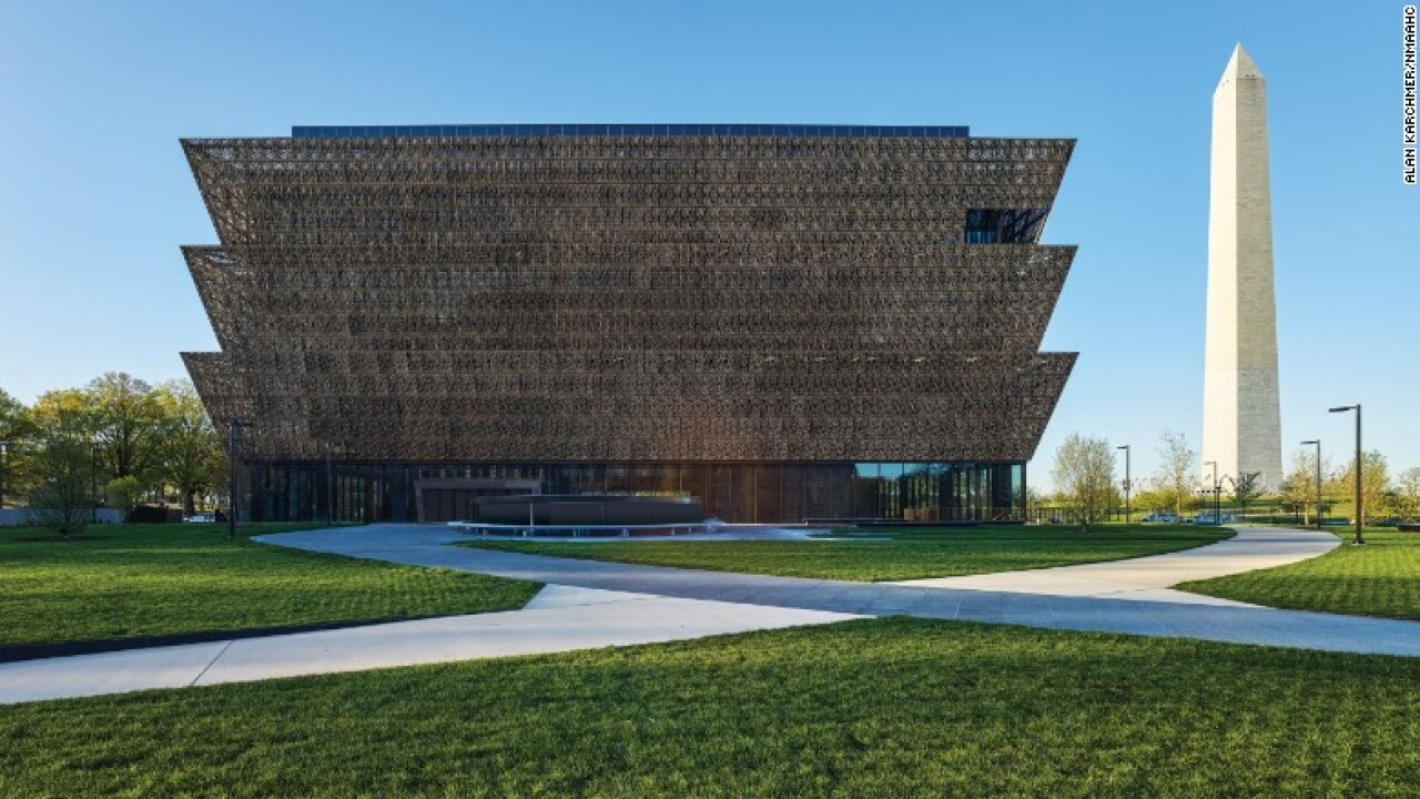 Thousands to celebrate opening of African-American Smithsonian museum