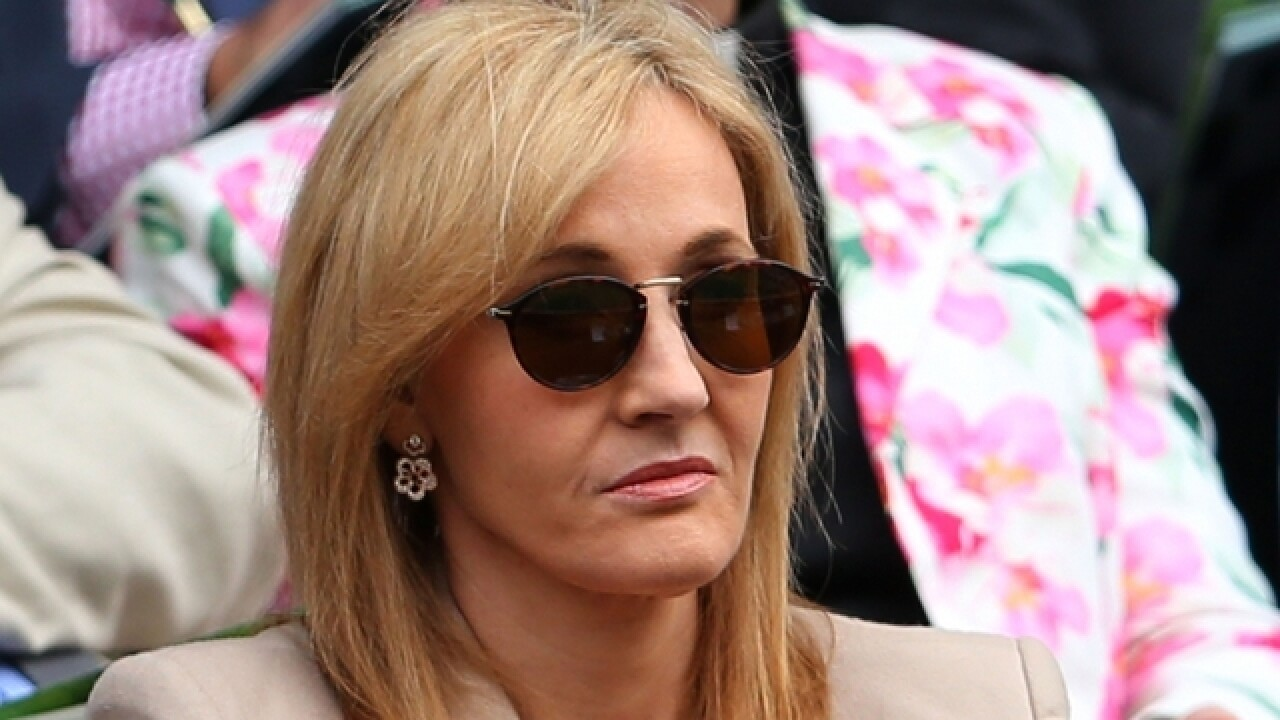 Rowling defends offensive and bigoted' Trump