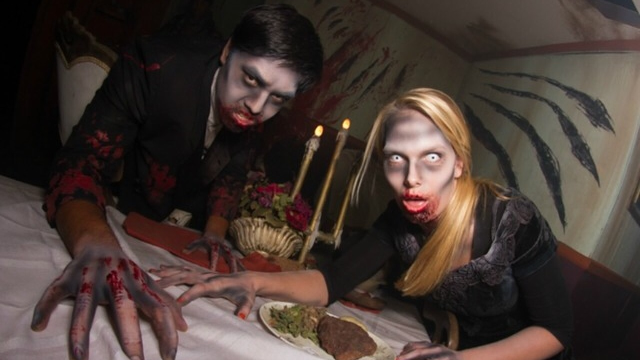 San Diego's scariest haunted houses