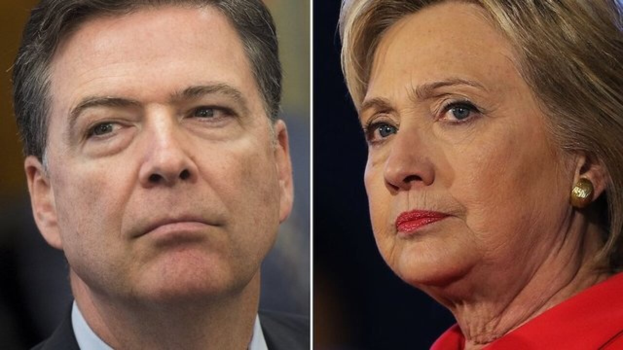Justice watchdog faults Comey on Clinton email probe, but says not politically motivated
