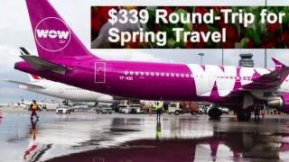 Wow Air customer service caution