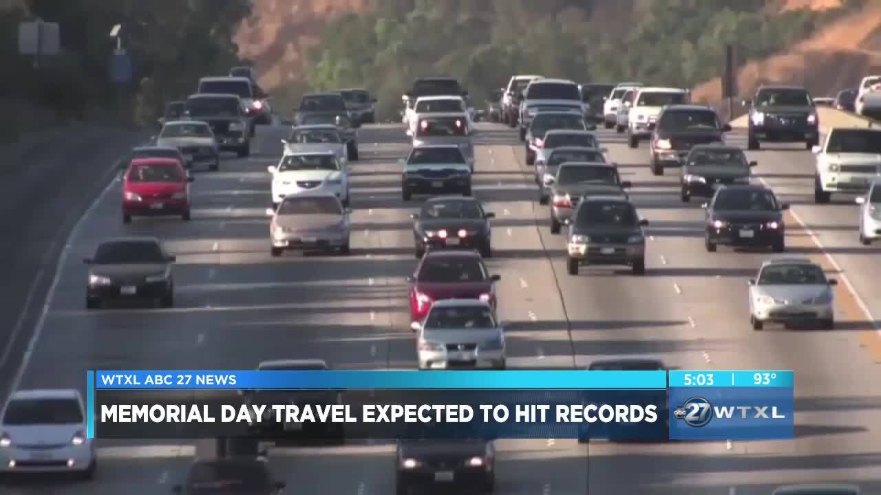 Memorial Day travel expected to hit records in Florida