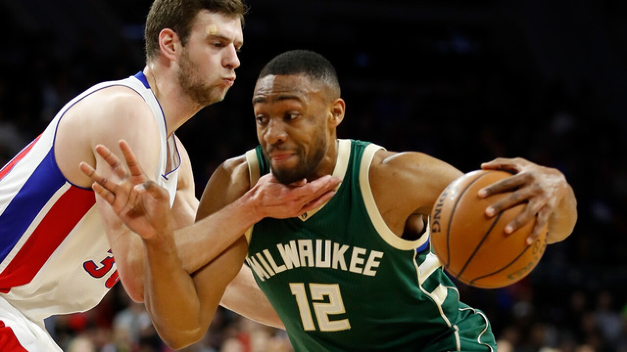 new style 1ce9f 5259f Chicago Bulls could be showing interest in Jabari Parker