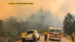 Montana firefighters returning home after battling California fires
