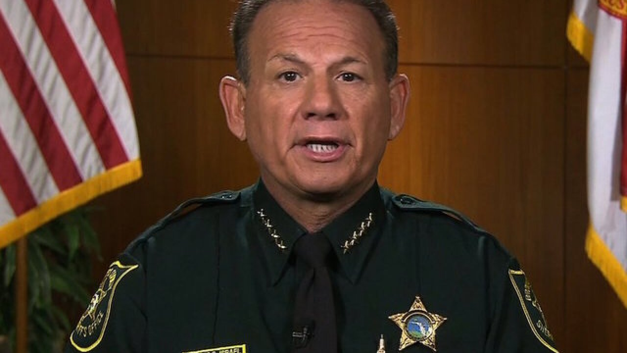 Broward Sheriff Scott Israel says he won't resign amid questions about school shooting response